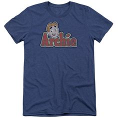 "Checkout our #LicensedGear products FREE SHIPPING + 10% OFF Coupon Code ""Official"" Archie Comics / Distressed Archie Logo-short Sleeve Adult Tri-blend-royal-sm - Archie Comics / Distressed Archie Logo-short Sleeve Adult Tri-blend-royal-sm - Price: $44.99. Buy now at https://officiallylicensedgear.com/archie-comics-distressed-archie-logo-short-sleeve-adult-tri-blend-royal-sm"