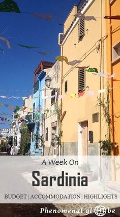 Going to Sardinia? This complete guide will help you decide where to go, where to stay and how much it costs!