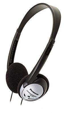 Panasonic RP-HT21 Lightweight Headpho…