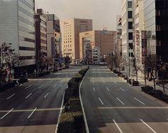 Masataka NAKANO - TOKYO NOBODY, Gaienmae Minato-ku May, 1992