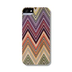 Signor Missoni iPhone 5 Case from The Dairy www.thedairy.com.au #TheDairy