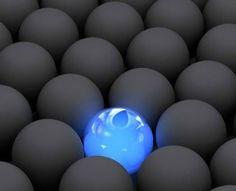 Blue Orb by creattica (via Creattica)