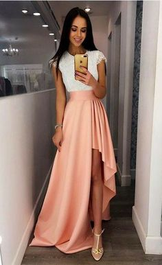 Pretty Prom Dresses For Cheap or Ball Gown Dresses Lulus that Jcpenney Homecoming Gowns beyond Bodycon Homecoming Dresses Cheap Prom Dresses For Teens Long, Pretty Prom Dresses, High Low Prom Dresses, Pink Prom Dresses, Prom Dresses With Sleeves, A Line Prom Dresses, Ball Gown Dresses, Dressy Dresses, Simple Dresses