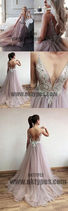 Cheap Prom Dress A-line Simple Modest Pink African Beautiful Long Prom Dress, TYP0404 #promdresses