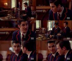 Sebastian & Blaine
