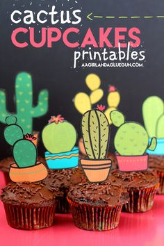 cactus free printables...