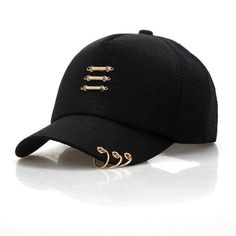 Casual Hats The Hundreds Rose Embroidered Hat Baseball Cap Fashion Unique Adjustable Embroidered Rose madam Hats