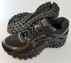BROOKS GTS-16 Black Athletic Running Shoes Women's US Size 6 Unused NWOT #Brooks #Running