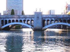 bridge,osaka