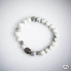 Bransoletka z Buddą | elley Beaded Bracelets, Jewelry, Jewlery, Bijoux, Pearl Bracelets, Schmuck, Jewerly, Jewels, Jewelery