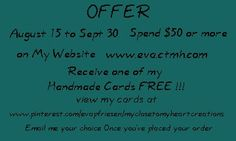 My Website, Close To My Heart, Homemade Cards, 30th, Free, Diy Cards, Handmade Cards, Stampin Up Cards