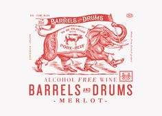 Barrels and Drums on Packaging of the World - Creative Package Design Gallery