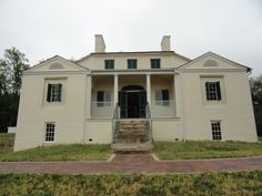 Cool! Historic home reopening in Alexandria!   Historic Huntley, a Federal period villa built in 1825 for a grandson of George Mason, will re-open in May and will connect to Huntley Meadows Park!