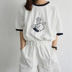 Buy 'Eva Fashion – Short Sleeves Print T-shirt' with Free Shipping at YesStyle.com.au. Browse and shop for thousands of Asian fashion items from China and more!