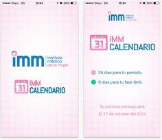 Instituto Médico de la Mujer lanza app que te permite cuidar tu salud reproductiva