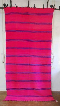 Moroccan Blanket 1888