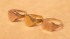シグネットリング Signet Ring