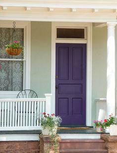 Purple in N. Carolina