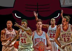 Chicago Bulls Amankan Tiket Playoff - Chicago Bulls menghasilkan keberhasilan 98-86 waktu melawan Charlotte Hornets