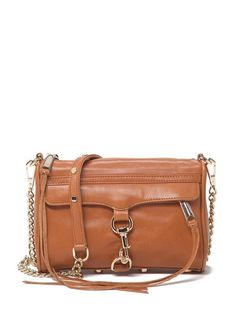 Mini M.A.C. Clutch- Almond this will be my next bag purchase.