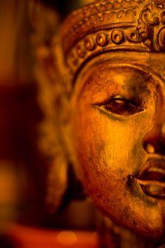 der goldene Buddha von DPuchta
