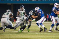 Week 15 - Seahawks BEAT the Bills 50 - 17