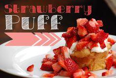 strawberry puff, like Mel's