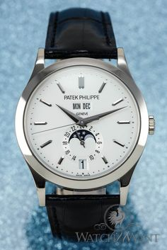 Patek Philippe Annual Calendar Moonphase $36,995