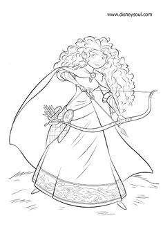 Disney Brave Coloring Pages Free Online Printable Sheets For Kids Get The Latest Images Favorite