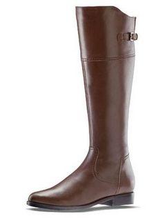 Classic leather equestrian boots (Buffalo London)