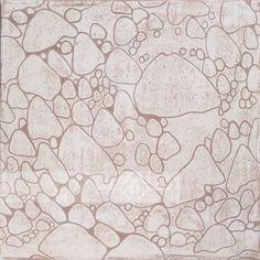 Muster einer Conus Schnecke Gipsintarsien anaspenelope.blogspot.com