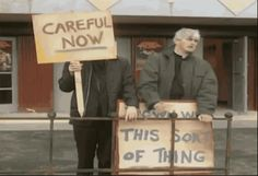 "We learned how to protest. | 26 Important Lessons We Learned From ""Father Ted"""