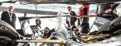 McLaren Formula 1 - McLaren Technology Centre Tour: 8th April