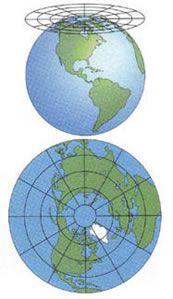 Projeções cartográficas. Principais projeções cartográficas - Brasil Escola