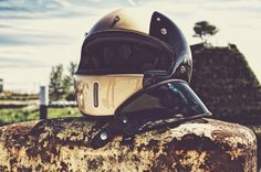 Nexx helmet cafe racer vintage helm