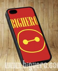 Big Hero Band Cases iPhone, iPod, Samsung Galaxy