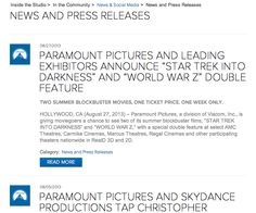 Paramount Fonts