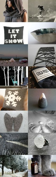 The depths of Winter by Nikki T on Etsy--Pinned with TreasuryPin.com