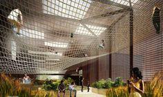 Studio Arthur Casas | Primeiro lugar do concurso para o Pavilhão do Brasil na Expo Milão 2015 | bim.bon