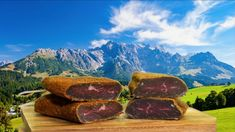 Recipe on how to cure meat at home, two styles: Italian and Armenian Basturma The Cure, Beef, Dishes, Food, Style, Meat, Swag, Tablewares, Essen