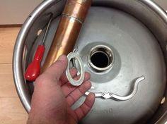 Build a Keg Still for Whiskey (Pot Still Design) : 12 Steps - Instructables Moonshine Still Plans, Copper Moonshine Still, Distilling Equipment, Brewing Equipment, Homemade Alcohol, Homemade Liquor, Homemade Still, Reflux Still, Distilling Alcohol