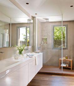 Examinez notre belle galerie de photos et laissez-vous inspirer par nos 20 idées de salle de bains moderne avec parois de douche en verre.Ultra moderne et