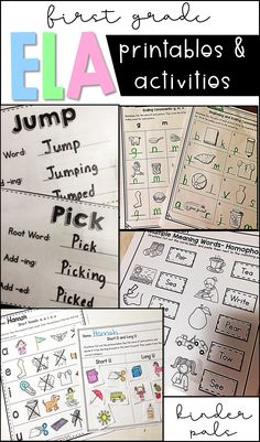 How to create a personal alphabet book | Pinterest