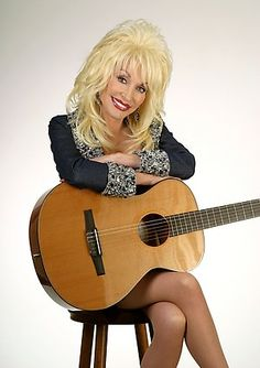 Dolly Parton...I think Dolly is a true legend....a true talent...and a true success story.
