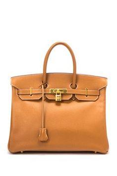 Vintage Hermes Leather Kelly 28 Handbag on HauteLook