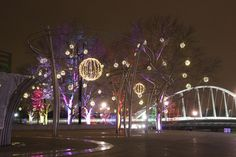 Where to See the Best Christmas Light Displays in Columbus, Ohio