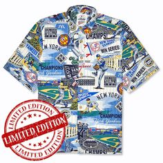 New York Yankees Hawaiian Shirt Limited Edition  MLB  Hawaiian   NewYorkYankees  Yankees New be403d121