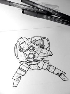 Blog: Tumblr of the Week: A Droid a Day - Doodlers Anonymous