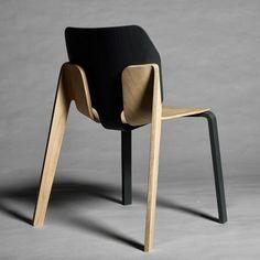 Современные стулья из дерева - 20 лучших дизайнерских новинок в нашем впечатляющем обзоре