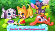 Puppy Love - My Dream Pet on the App Store on iTunes